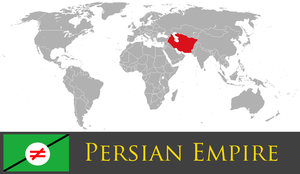 Greater Persian Empire by PrussianInk