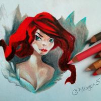 Transistor Red by TheHaoWang