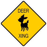 Deerling Crossing by Ommin202