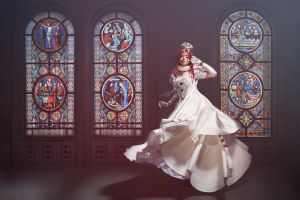 TRINITY BLOOD: Esther by MiraMarta