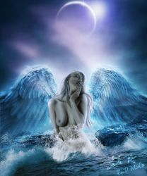 Water Angel by PLDmedia