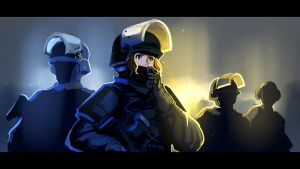 GIGN by Erica1940