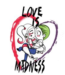 Love Is Madness by crazzyredhead