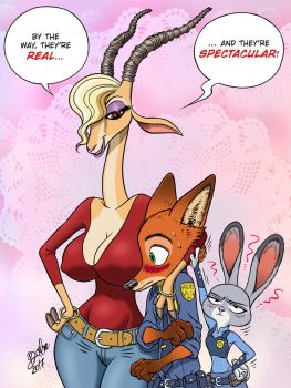 They're Real And They're Spectacular by borba
