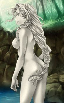 Titania Petrified by L-exander909