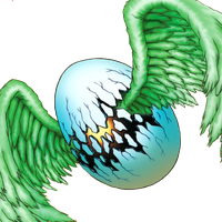 Wing Egg Elf png by Carlos123321