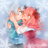 Winter Time! - Aphmau Redraw by TheEmeraldCat131