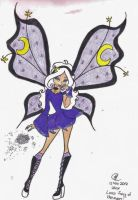 Winx Club : Fairy of the moon and the stars by MissKaytheLaReveuse