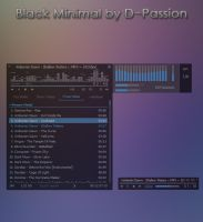 Black Minimal by D-Passion by D-Passion