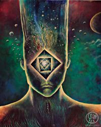 Pineal Gland by Sebmaestro