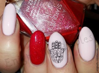 Hamsa Hand Nails by EnigmaticRambles