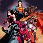 JUSTICE LEAGUE. Unite the league. by watermelonkid