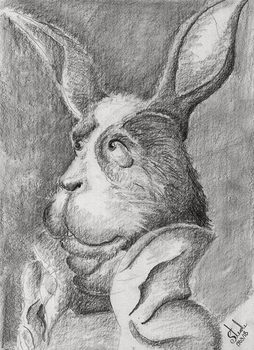 Peppy Hare by SulaimanDoodle