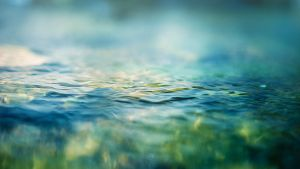 Wind over water 2 by lubbo