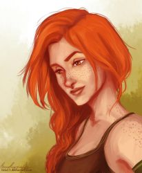 how Ginny should have looked. by viria13