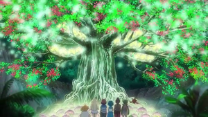Shiinotic's Beautiful Tree