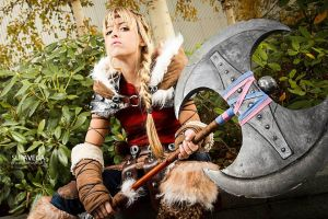 Astrid Hofferson by Lily-on-the-moon