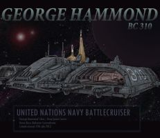 The 'George Hammond' by Choo1701