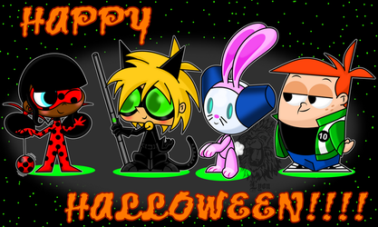 Halloween Fun by TheBig-ChillQueen