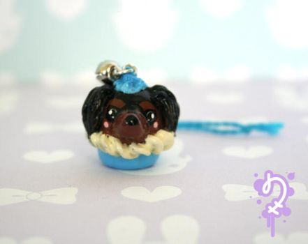 Critter Cupcake: Dachshund (custom order) by Nocty