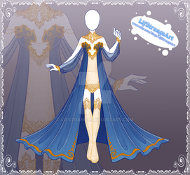 [Close]  Adoptable Outfit Auction 110 by LifStrange