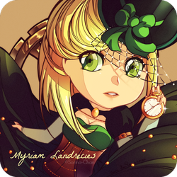 CHIBI Commission - Myri by Sorina-chan