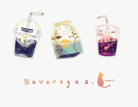 beverages by mano-k