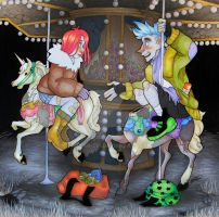 Carousel by Super-Chi