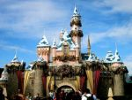 Disneyland Sleeping Beauty's Castle by HavingHope5