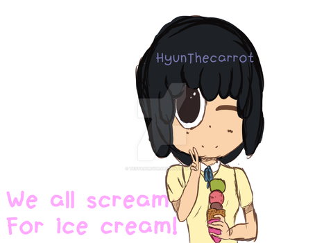 Icecream by HyunTheCarrot