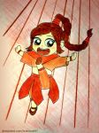 Chibi Ty Lee by brainbow97