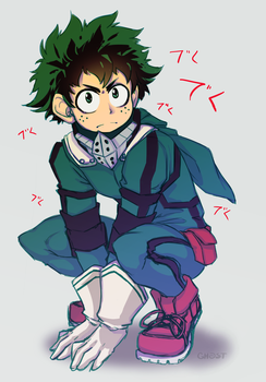 deku deku deku by GhostMotus