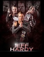 Jeff Hardy - The Chosen One by DGsWay