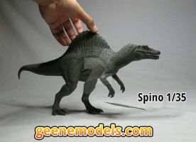 Spinosaurus 1/35 scale by GalileoN