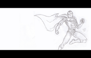 The Man of Steel by melies