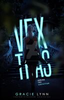 Vextras | Wattpad Cover by miserableyouth