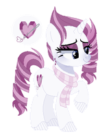 Mlp Next gen Crystal heart by 6SixtyToons6