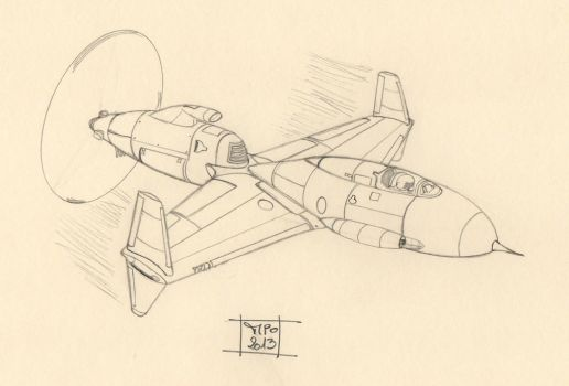Daily sketche 17/03/2013 by pier-olin