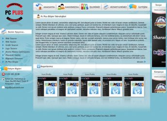 Pc Plus Web by silent-disk