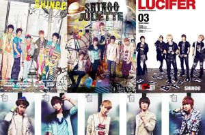 Shinee Jpanese Album Wallpaper by ShineeWorld58