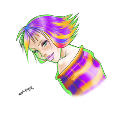 Chica Girl by ODH77