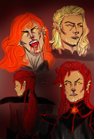 Some versions of Sauron by KTDSI