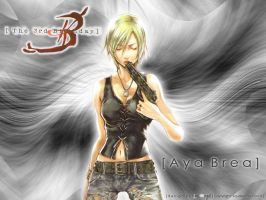 Parasite Eve:3rd Birthday by lineangelbr