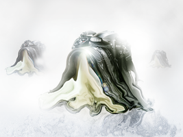 Melting Ice Camera Wallpaper by Lateralus138