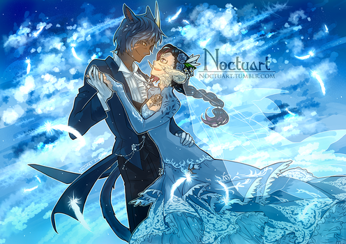 Ceremony of Eternal Bonding by Noctuart
