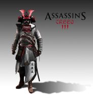 ASSASSINS CREED 3 by victorbeltran