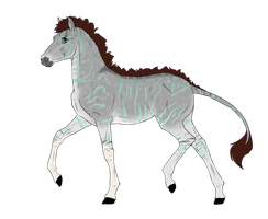N3847 Padro Foal Design for AshTheDreamer by casinuba