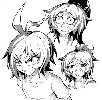 ChimeraSeed - Expressions by HallowGazer