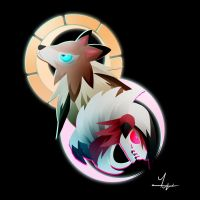 Lycanroc by II-Art
