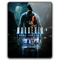 Murdered: Soul Suspect ~Icon2~ by dylonji
